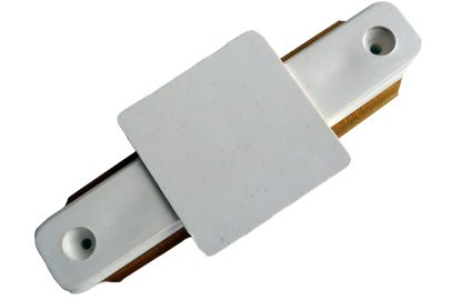 connector-for-track-system-line-white